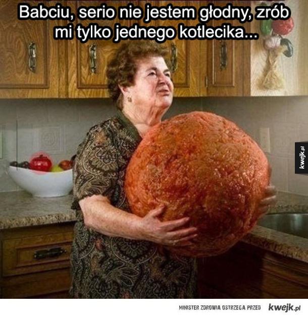 ale babciu...