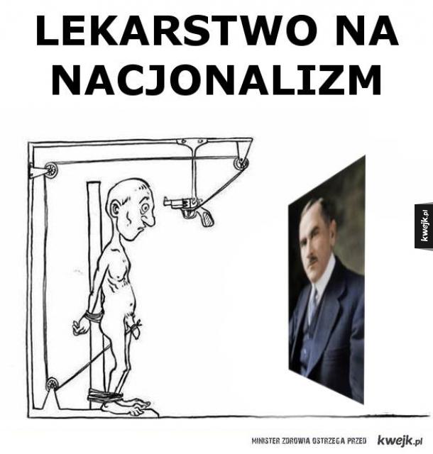 Lekarstwo na nacjonalizm