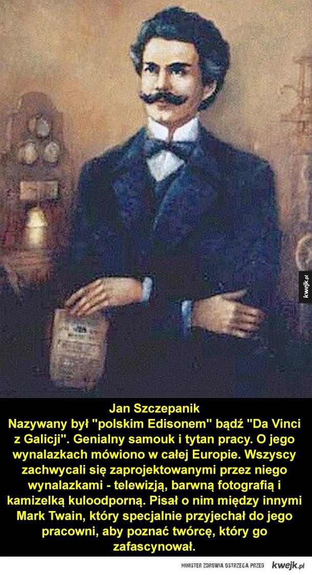 Genialni polscy wynalazcy,  o których niewielu już pamięta