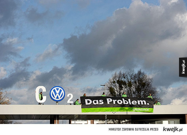 Trollowanie Volkswagena