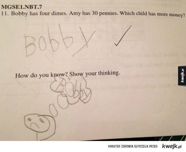 logika dziecka