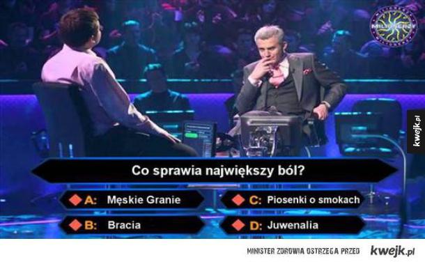 Brakuje odpowiedzi o polskim Reggae