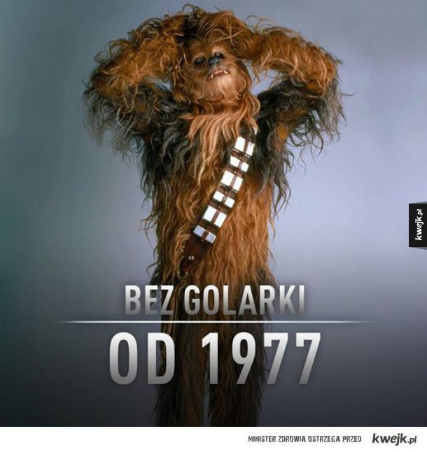Chewbacca style