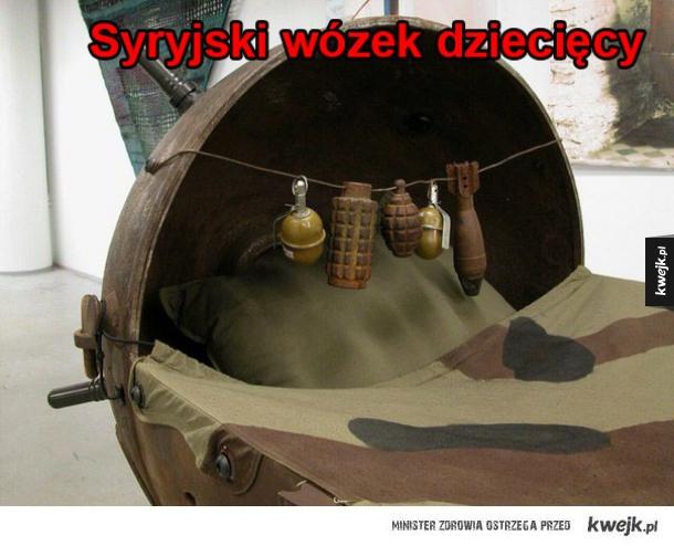 Witaj w Syrii