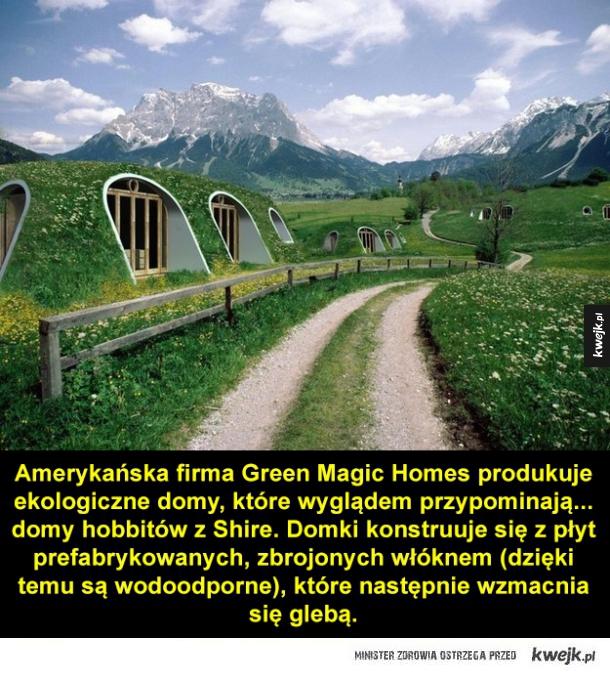 Ekologiczne domy z Shire