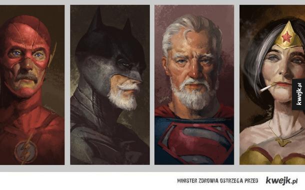 Starość superbohaterów
