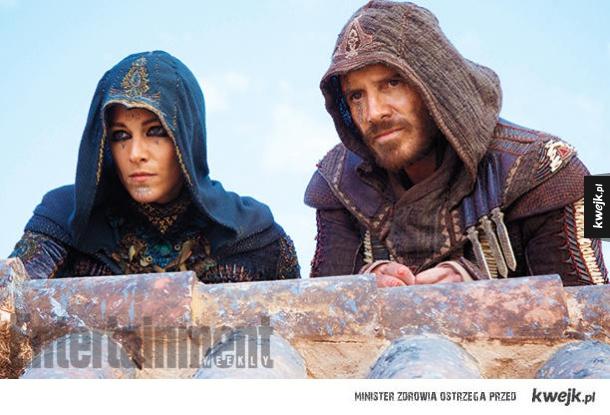 Pierwsze oficjalne ujęcie z ekranizacji Assasin's Creed
