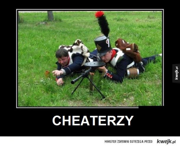 CHEATERZY