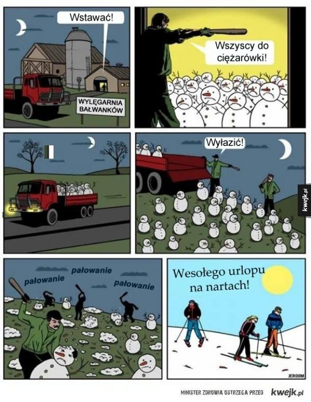 Prawda o śniegu