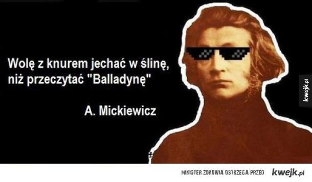 Mickiewicz w formie