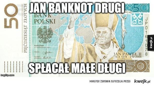 Takie 50 zł.