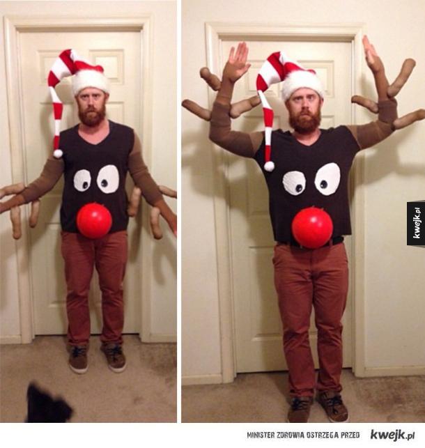 Najgorsze świąteczne swetry