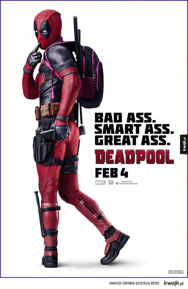 Deadpool nadchodzi