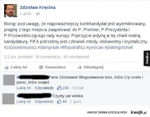 Krystaliczny Zdzisław