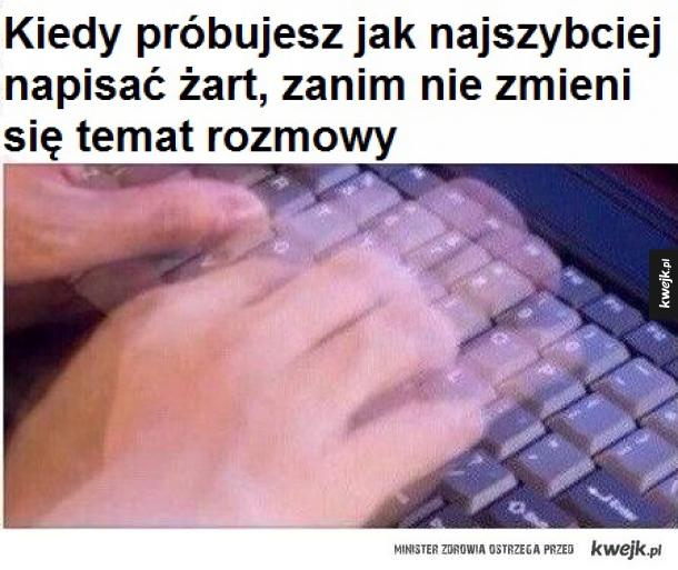 W  internecie