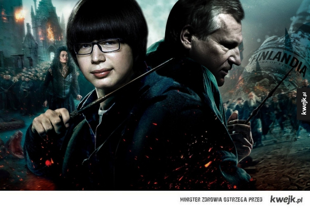 Harry Potter i insygnia Finlandii