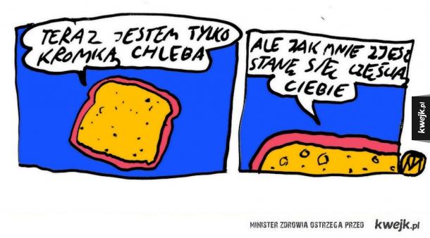 Kromka chleba