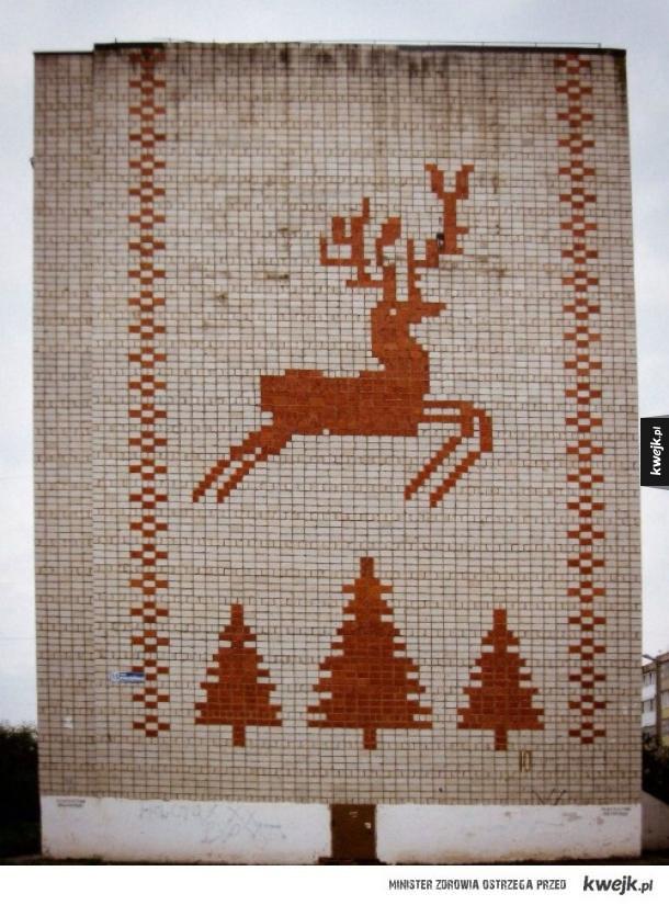 Rosyjski Streetart