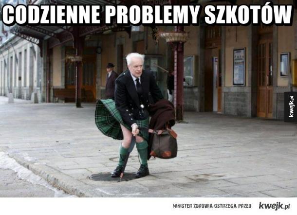 Codzienne problemy