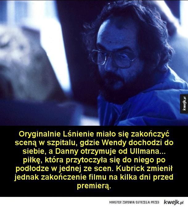 Ciekawostki o Lśnieniu Stanleya Kubricka