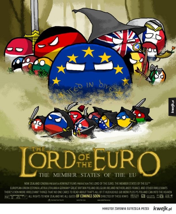 Lord of the euro