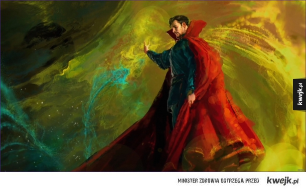 Dr Strange concept art