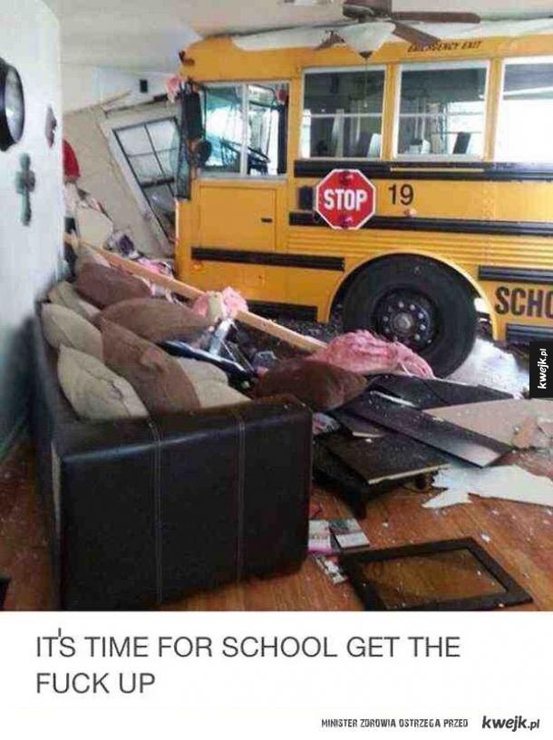 Szkolny bus