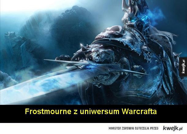 Najsłynniejsze miecze ze świata gier