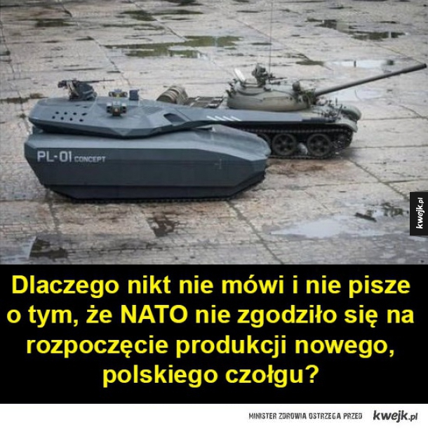 Unia zabrania NATO zabrania
