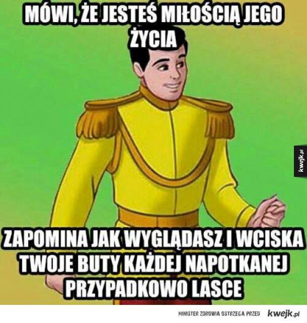 Taki tam książę