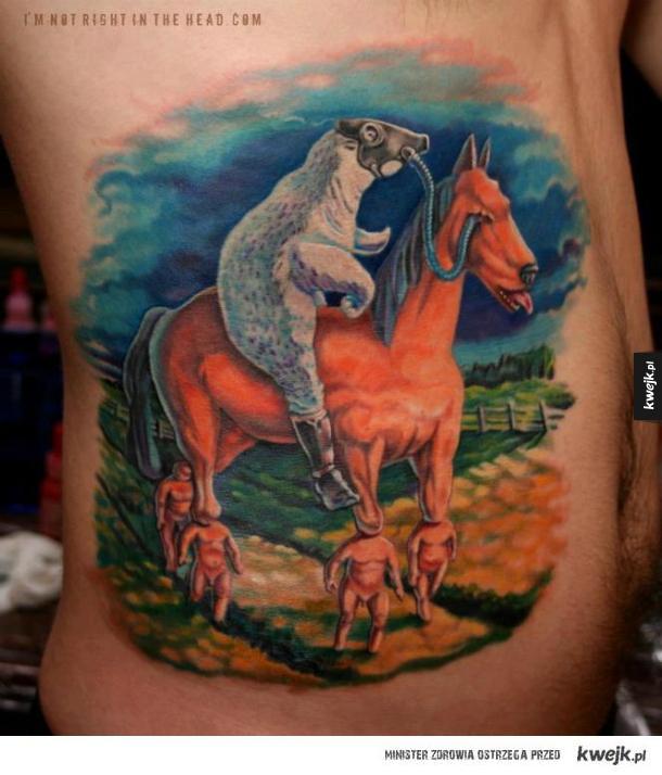 Wymarzony tatuaż