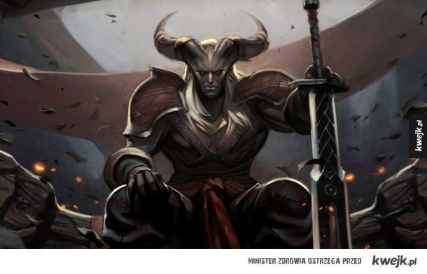 Grafiki koncepcyjne do serii Dragon Age