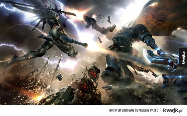 Grafiki do Warhammera 40,000