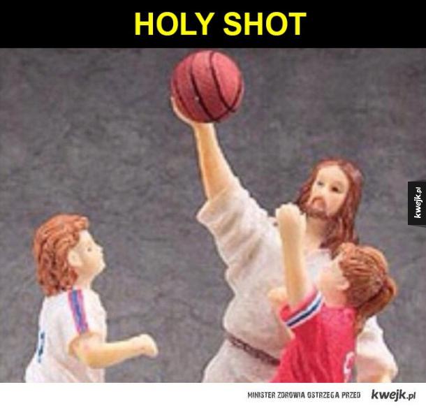 HOLY SHOT