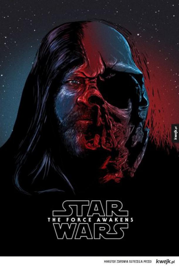 Plakat do Star Wars
