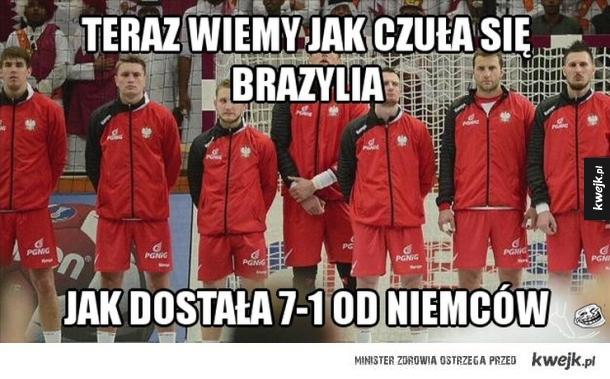 Memy po meczu Polska - Chorwacja