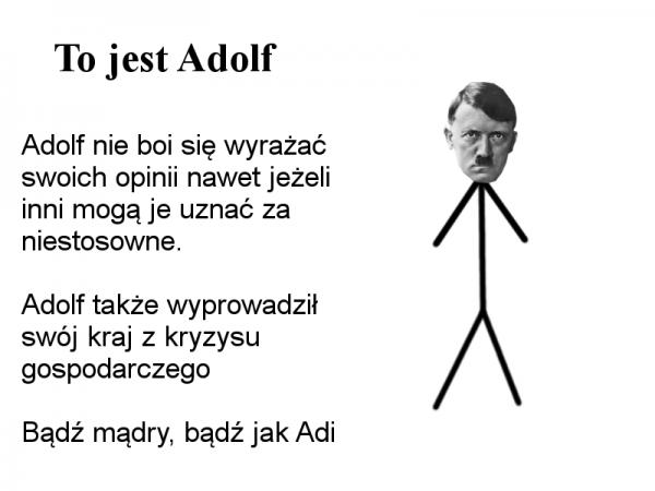 Bądź jak Adi