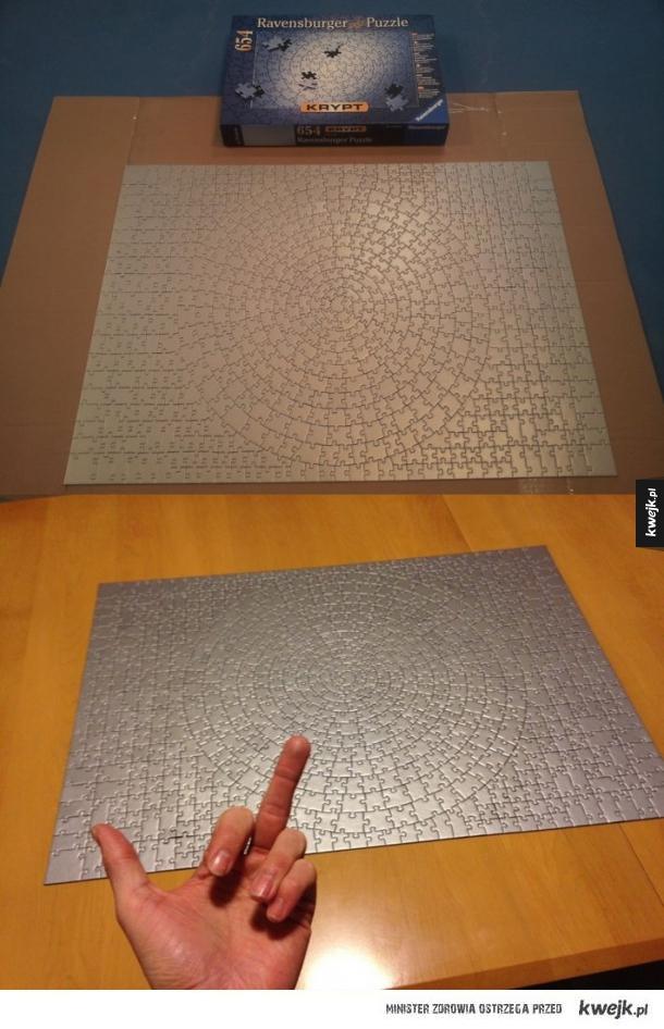 Super puzzle.