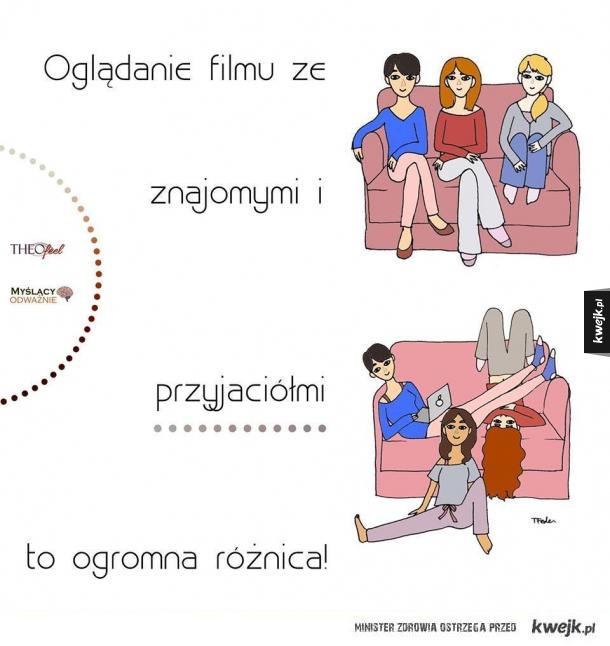 Oglądanie filmów...