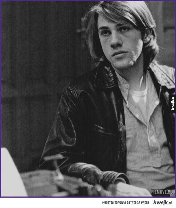 Christoph Waltz w latach 80-ych