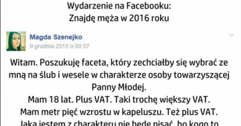 szukam męża 2016 Rzeszów