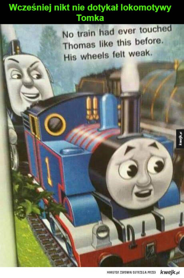lokomotywa Tomek