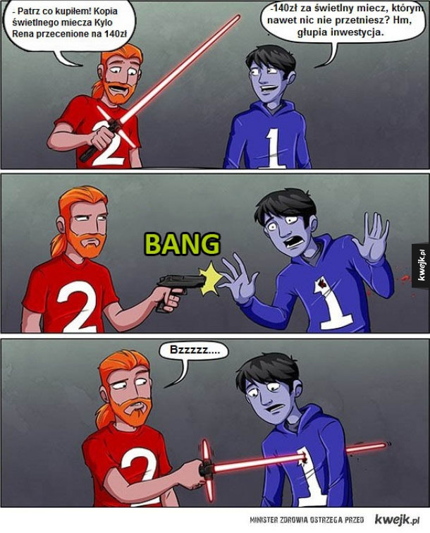 świetlny miecz
