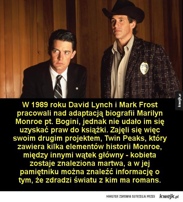 Ciekawostki o Miasteczku Twin Peaks