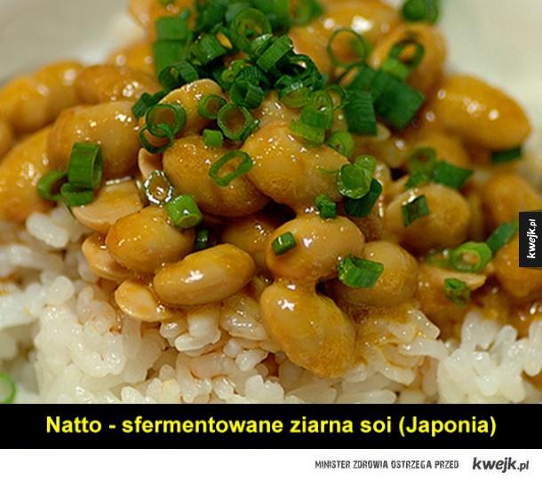 Najdziwniejsze potrawy z Azji