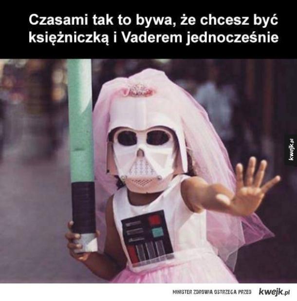 Księżniczka Vader