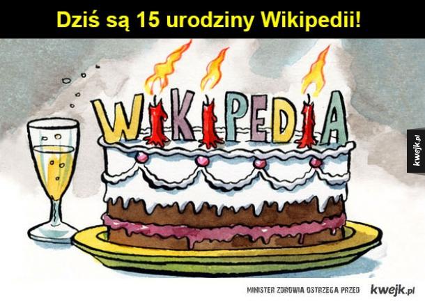 Dzięki Wikipedio!