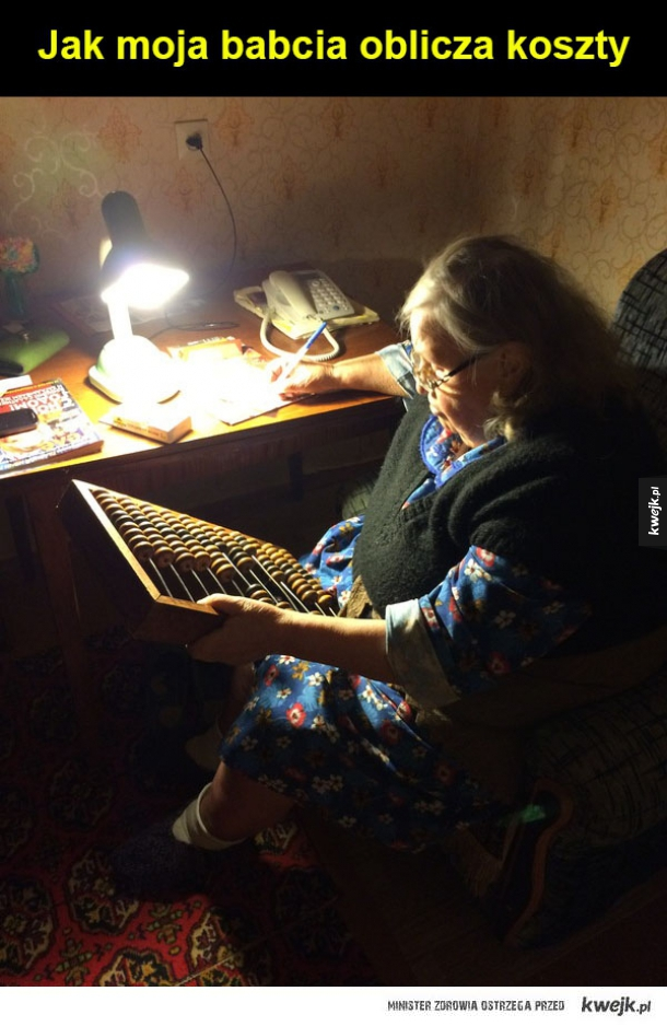 babcie są super!