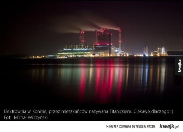 Elektrownia w Koninie