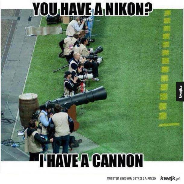 canon najlepszy!